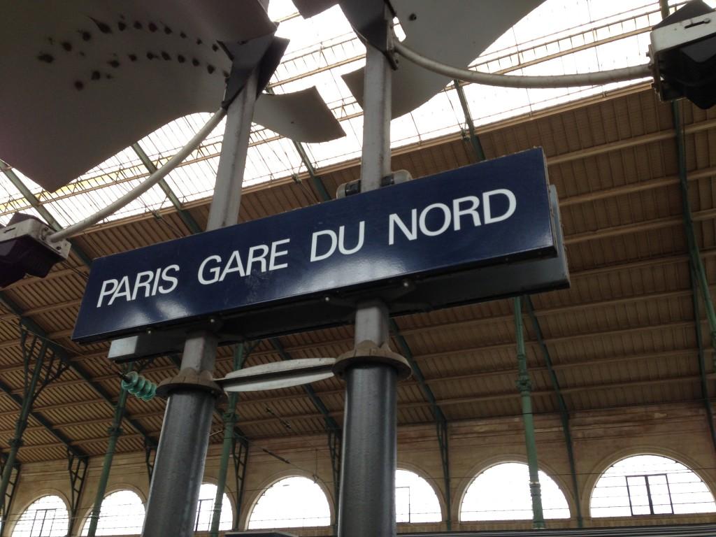 train journey paris calais