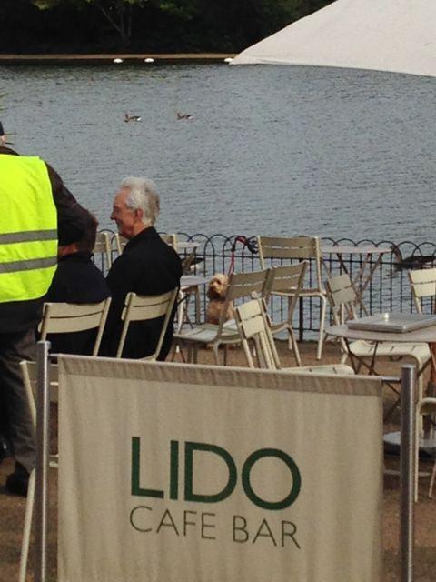 Lido Cafe Happy Hour