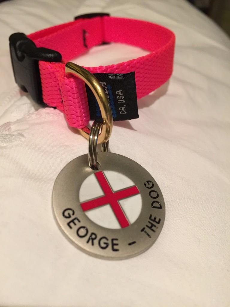 Engraved Dog Tag Necklace Uk